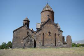 ancient church armenia