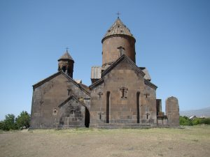 ancient church armenia
