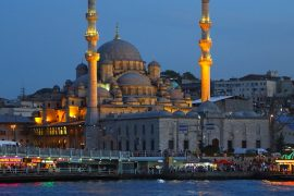 Mosque by the Bosphorus, Istanbul