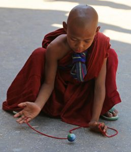 Myanmar, Saiga school