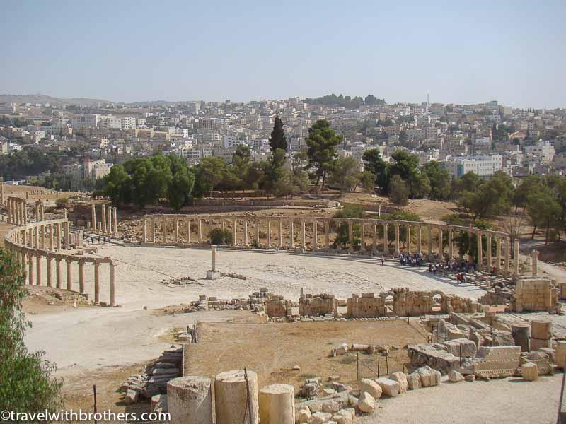 Ancient roman site, Jerash