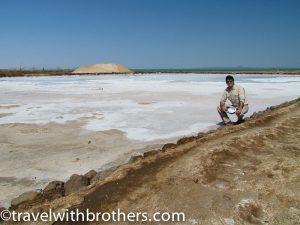 Afrera salt flat, Danakil Depression