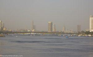 Al Cairo view, Egypt