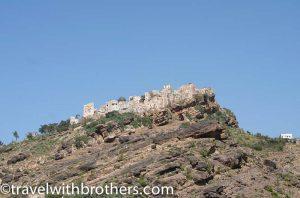 Al Tawila view, Yemen