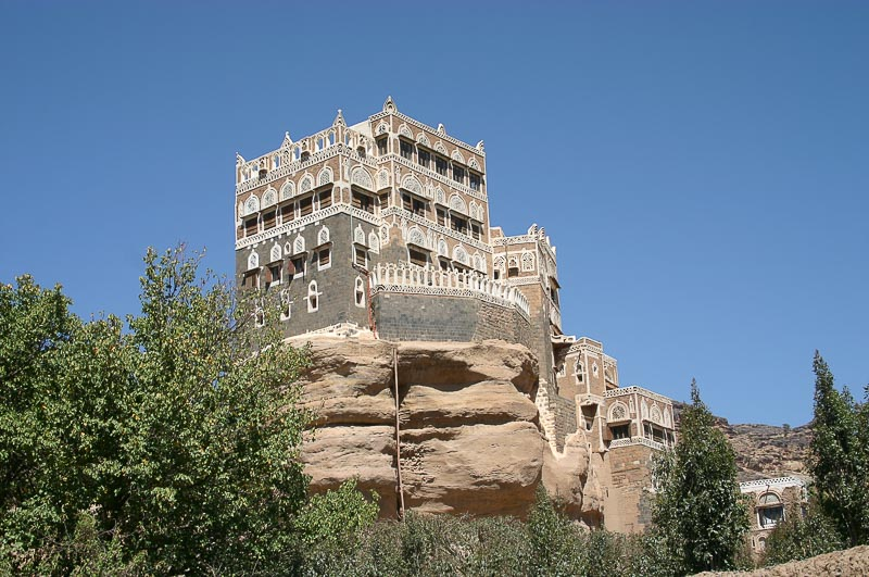 Yemen - Dar al Hajar