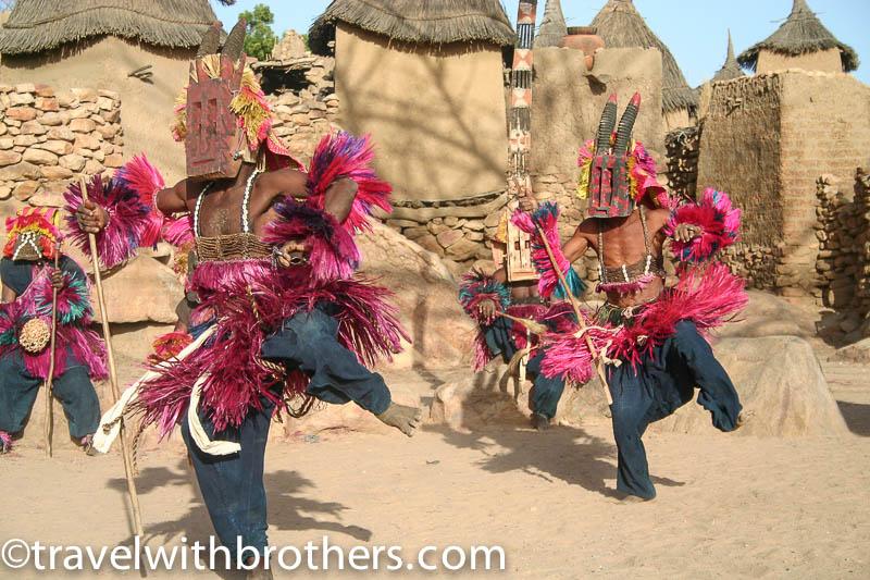 Dogon tribe, Mali
