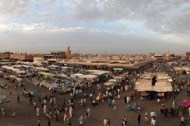 Marrakech, Djemaa el Fna square