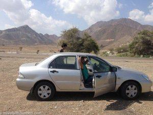 Fujairah road