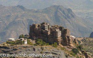 haraz mountains yemen