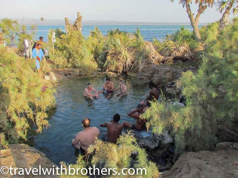hot spring lake afrera