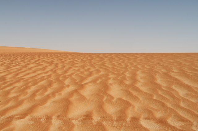 Rub Al Khali desert, Uae desert