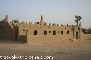Djenne' - Senoussa village mosque