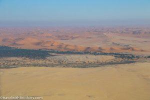 Namibia, Namib desert scenic flight - Kuiseb Canyon