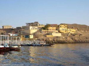 Road to Aswan, Egypt