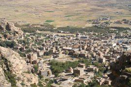 Yemen - view from Jabal Kawkabam