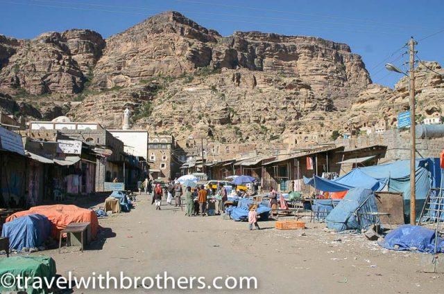 Yemen -Shibam town