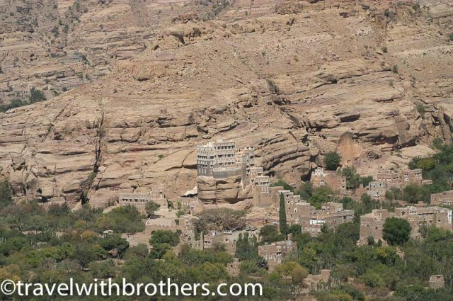 Yemen - wadi dhar