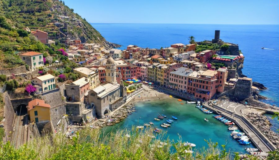Italy: tips for visiting Cinque Terre National Park