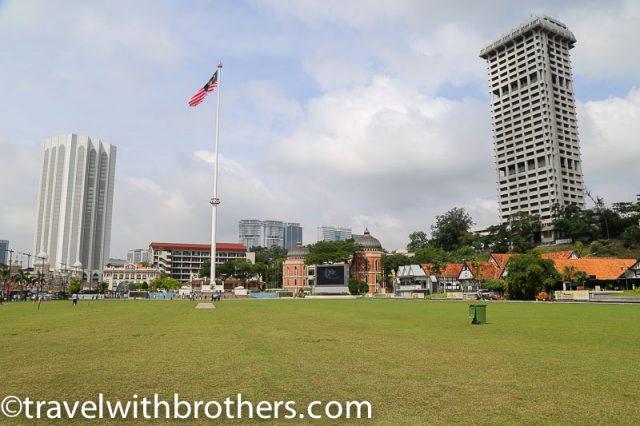 Kuala Lumpur, Merdeka Square
