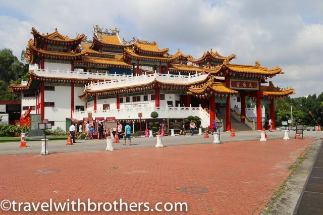 Kuala Lumpur, Thean Hou Temple