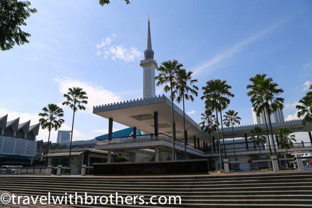 Kuala Lumpur, National Mosque of Malaysia