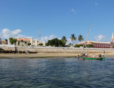 Mozambique, Ilha de Mocambique