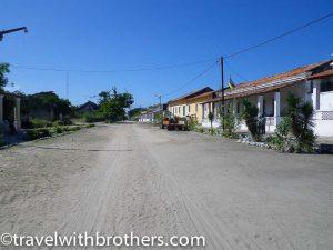 Ibo town, Mozambique