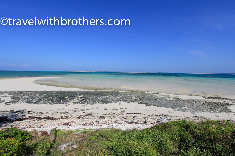 Isola di mozambico
