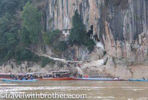 Pak Ou Caves. Luang Prabang