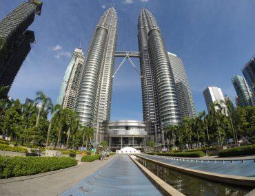 Petronas Towers view, Kuala Lumpur