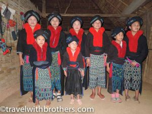 Traditional dancers, Laos