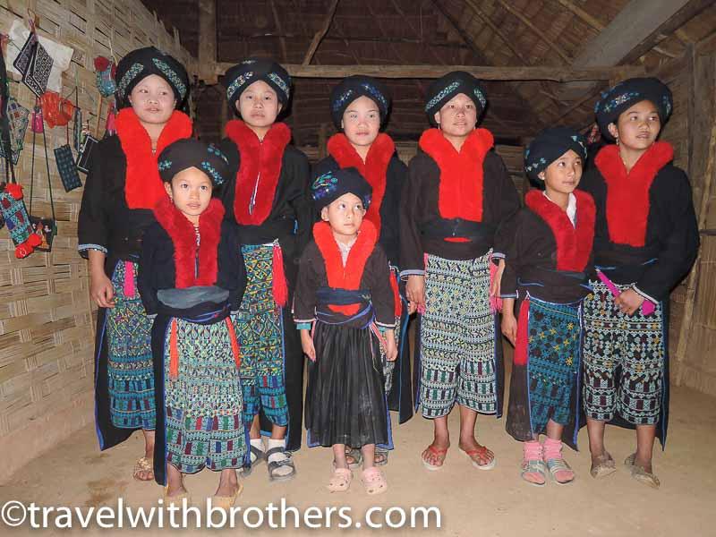 Traditional dancers, Laos