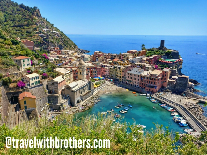 Vernazza view, Cinque Terre