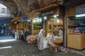aleppo souk syria