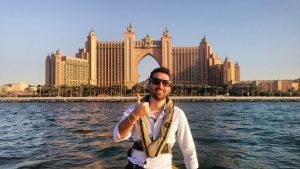 Dubai boat cruise, UAE