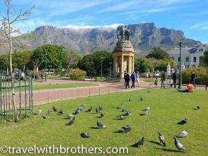 Cape Town, Company Gardens