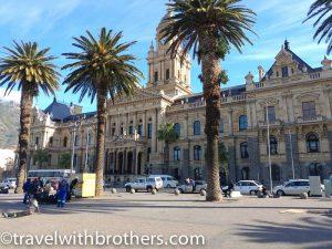 Cape Town, Greenmarket square