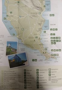 Cape Peninsula map