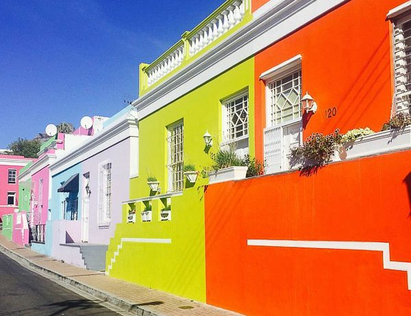 Cape Town, Bo Kaap neighbourhood
