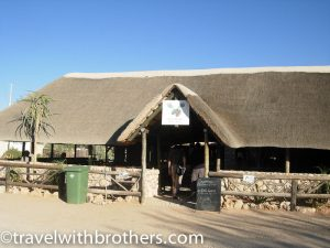 Namibia, Solitaire Moose McGregor Desert bakery