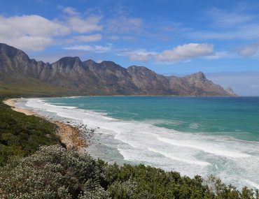 South Africa itinerary