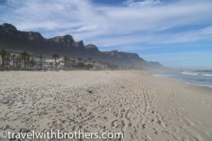 Cape Peninsula, Camps Bay beach