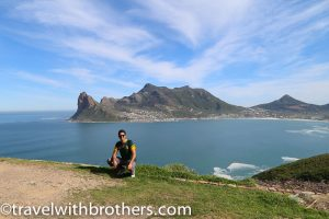 Cape Peninsula, Hout bay view from Chapmans peak road