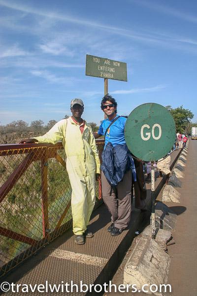 Zimbabwe, Victoria Falls Bridge