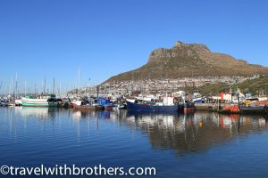 Cape Peninsula, the picturesque Hout Bay