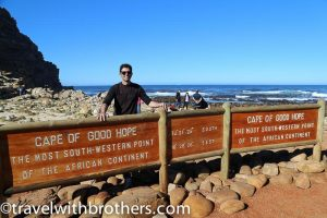 Cape Peninsula, the world famous Cape of Good Hope