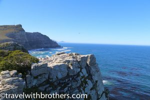 Cape Peninsula, Oceans view from Cape of Good Hope