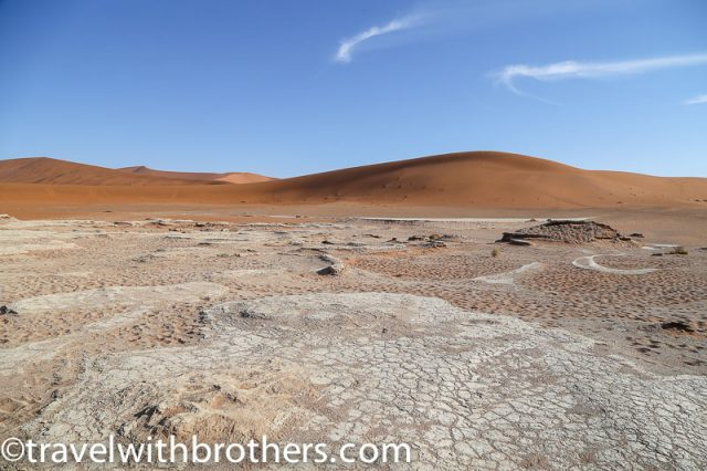 Namibia, the colors of Namib -Naukluft National Park