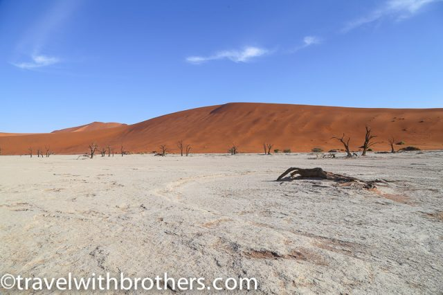 Namibia, Namib -Naukluft National Park- DeadVlei