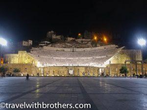 Jordan, Amman Roman Theatre
